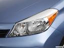 2012 Toyota Yaris Drivers Side Headlight