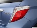 2012 Toyota Yaris Passenger Side Taillight