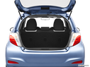 2012 Toyota Yaris Trunk open