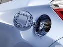 2012 Toyota Yaris Gas cap open