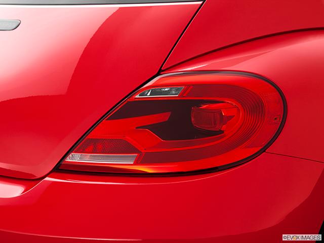2012 Volkswagen Beetle Passenger Side Taillight