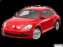 2012 Volkswagen Beetle Front angle view