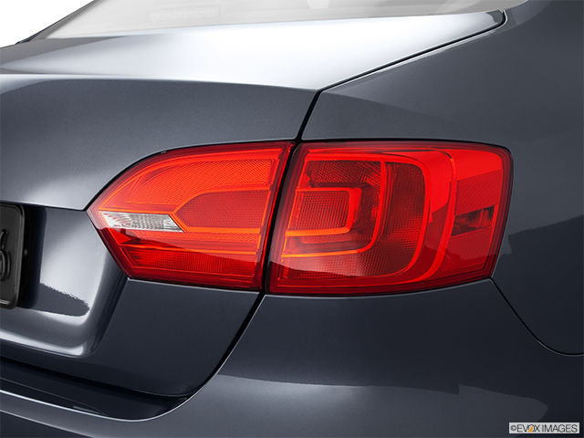 2012 Volkswagen Jetta Passenger Side Taillight