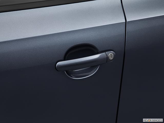 2012 Volkswagen Jetta Drivers Side Door handle