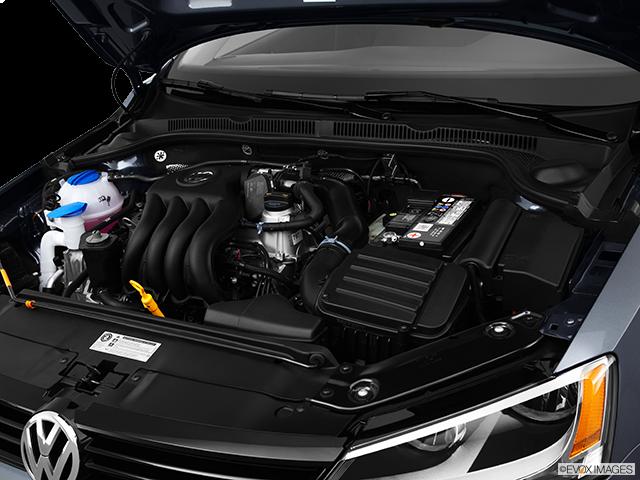 2012 Volkswagen Jetta Engine