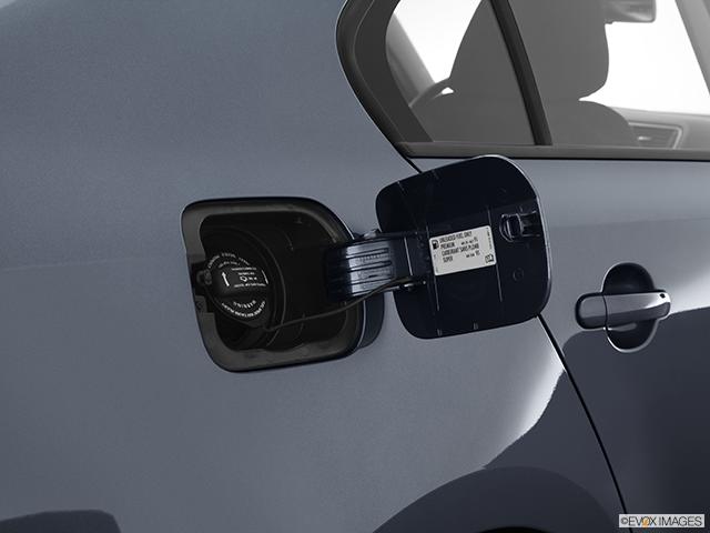 2012 Volkswagen Jetta Gas cap open