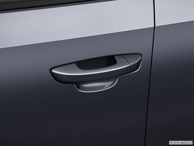2012 Volkswagen Passat Drivers Side Door handle