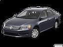 2012 Volkswagen Passat Front angle view