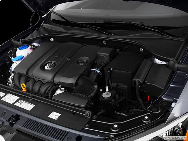 2012 Volkswagen Passat Engine