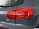 2012 Volkswagen Tiguan Passenger Side Taillight