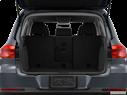 2012 Volkswagen Tiguan Trunk open