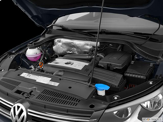 2012 Volkswagen Tiguan Engine