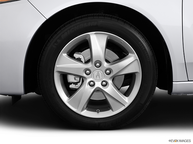 2013 Acura TSX Front Drivers side wheel at profile