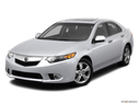 2013 Acura TSX Front angle view