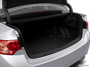 2013 Acura TSX Trunk open