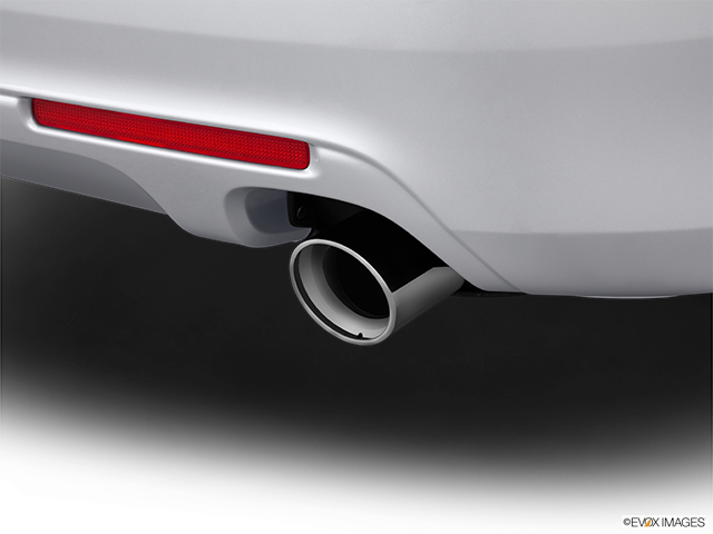 2013 Acura TSX Chrome tip exhaust pipe