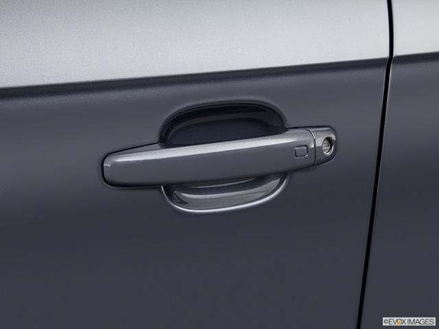 2013 Audi A4 Drivers Side Door handle