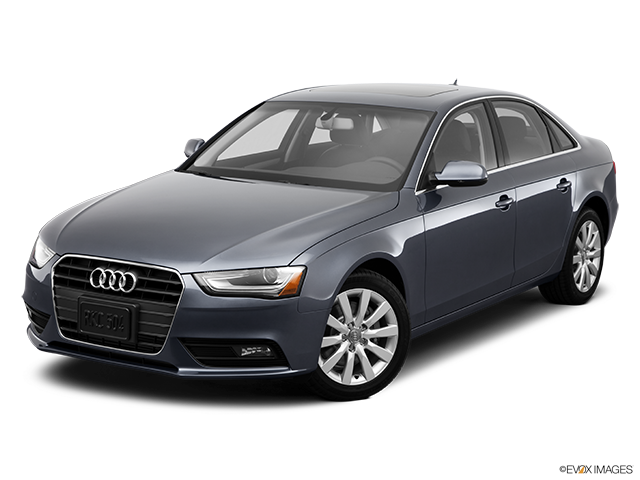 2013 Audi A4 Front angle view