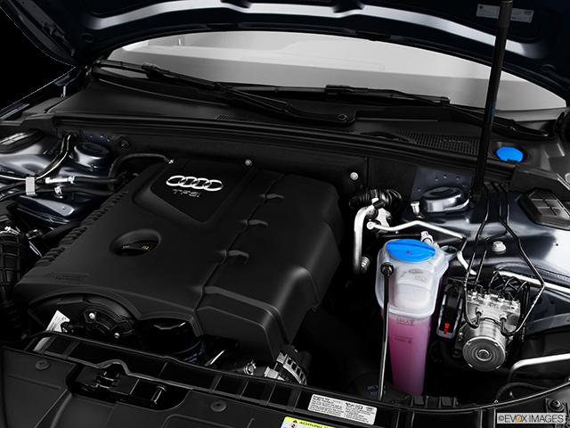 2013 Audi A4 Engine
