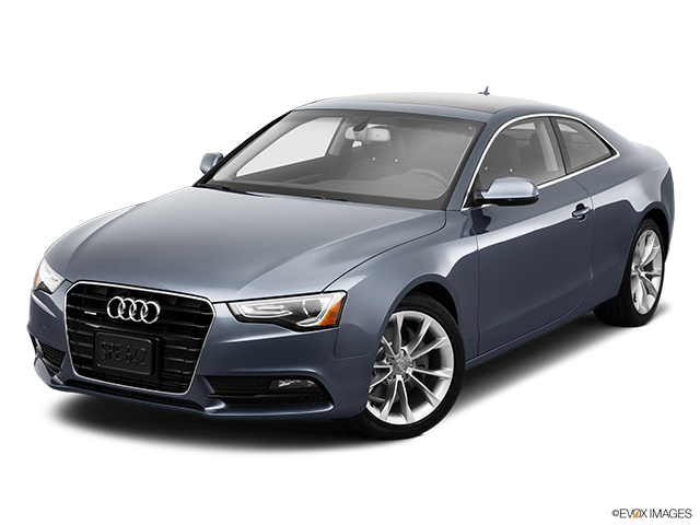 2013 Audi A5 Front angle view