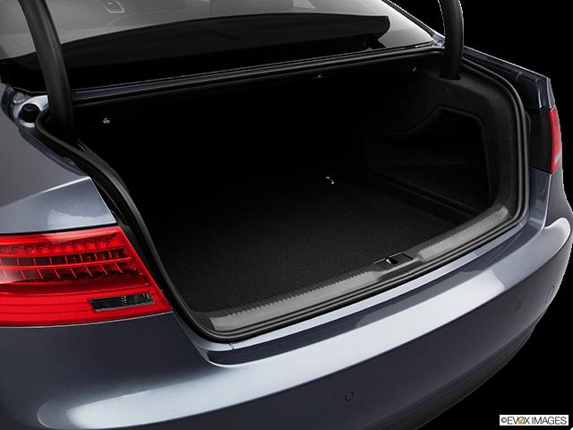 2013 Audi A5 Trunk open