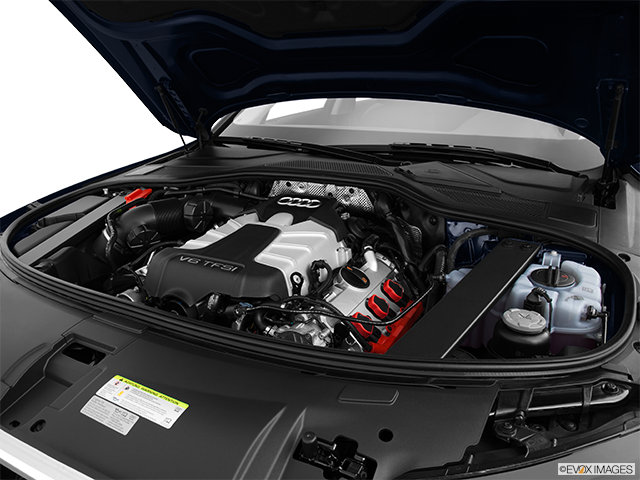 2013 Audi A8 Engine