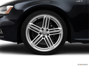 2013 Audi S4 Front Drivers side wheel at profile