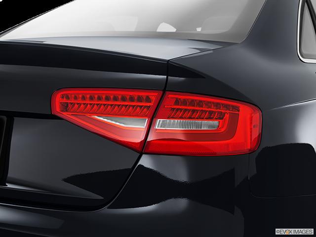 2013 Audi S4 Passenger Side Taillight