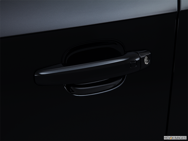 2013 Audi S4 Drivers Side Door handle