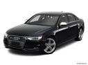 2013 Audi S4 Front angle view