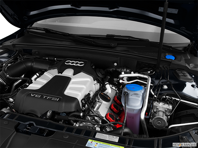 2013 Audi S4 Engine