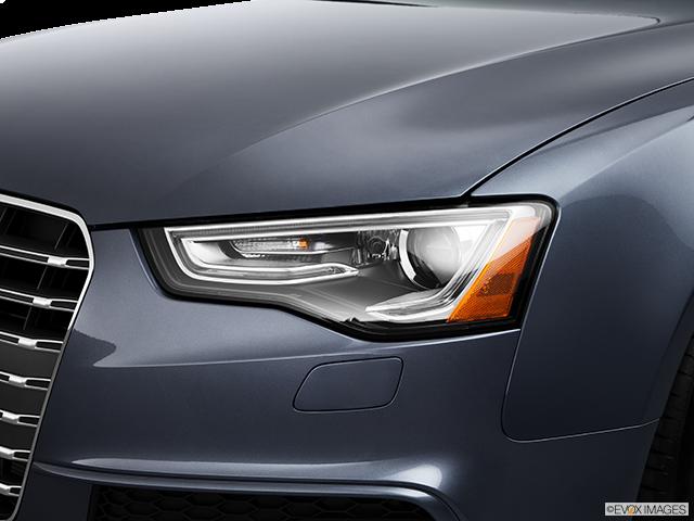 2013 Audi S5 Drivers Side Headlight