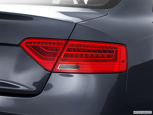 2013 Audi S5 Passenger Side Taillight