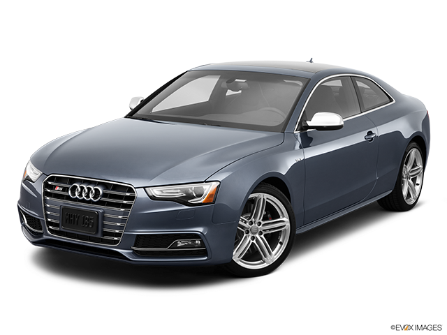 2013 Audi S5 Front angle view