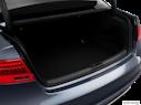 2013 Audi S5 Trunk open