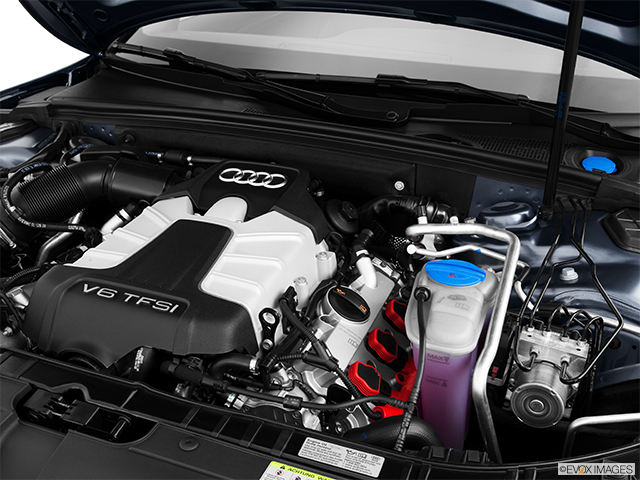 2013 Audi S5 Engine