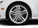 2013 Audi S7 Front Drivers side wheel at profile