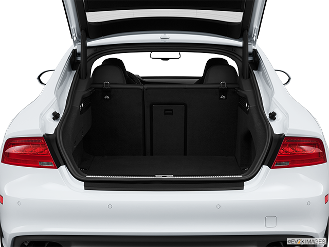 2013 Audi S7 Trunk open