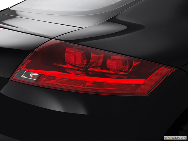 2013 Audi TTS Passenger Side Taillight