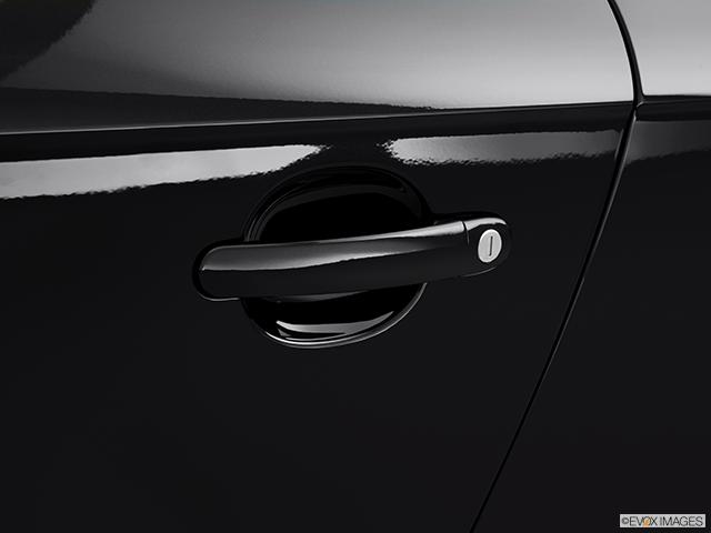 2013 Audi TTS Drivers Side Door handle