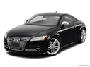 2013 Audi TTS Front angle view