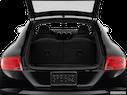 2013 Audi TTS Trunk open
