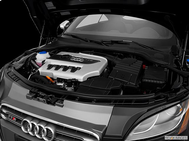 2013 Audi TTS Engine