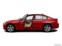 2013 BMW 3 Series Driver's side profile with drivers side door open