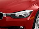2013 BMW 3 Series Drivers Side Headlight