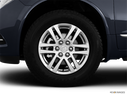 2013 Buick Enclave Front Drivers side wheel at profile