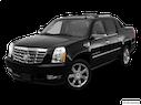 2013 Cadillac Escalade EXT Front angle view