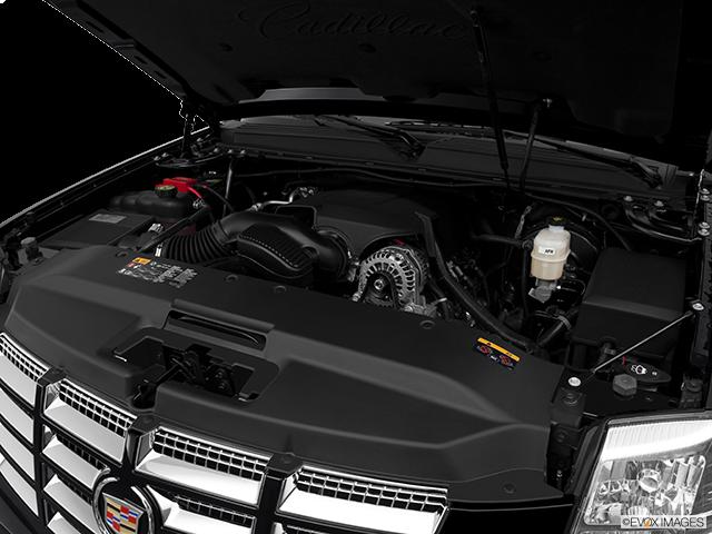 2013 Cadillac Escalade EXT Engine
