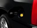 2013 Cadillac Escalade EXT Gas cap open