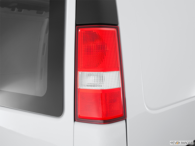 2013 Chevrolet Express Cargo Passenger Side Taillight